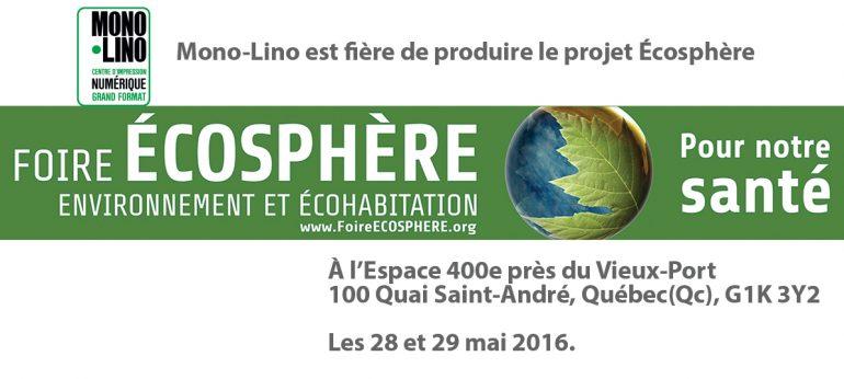 Mono-lino-ecosphere